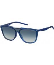 Polaroid mavi polarize güneş gözlüğü z7 Pld6024-s TJC