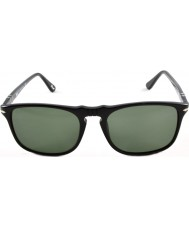 Persol 54 suprema siyah 95-31 güneş gözlüğü Po3059s