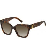 Marc Jacobs Bayanlar marc 182-s 086 ha güneş gözlüğü