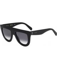 Celine Bayanlar 41398-s 807 w2 siyah güneş gözlüğü cl