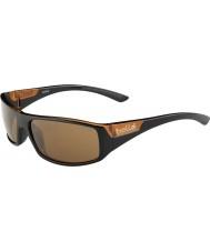 Bolle 12138 dokumacı kahverengi güneş gözlüğü