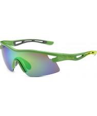 Bolle Sınırlı sayıda girdap Orica yeşil kahverengi zümrüt güneş gözlüğü