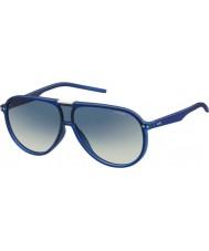 Polaroid mavi polarize güneş gözlüğü z7 Pld6025-s TJC