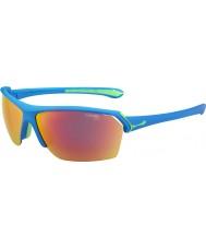 Cebe sarı ve berrak yedek lensler ile vahşi mavi 1500 gri katmanlı güneş gözlüğü