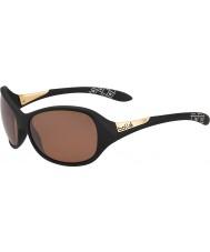 Bolle Grace mat siyah polarize kumtaşı silah güneş gözlüğü