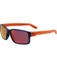 Cebe Dostum parlak mavi, turuncu güneş gözlüğü