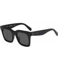 Celine Bayanlar 41411-fs 807 nr siyah güneş gözlüğü cl
