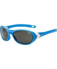 Cebe Kriket (yaş 3-5) mavi beyaz 1500 gri mavi ışık güneş gözlüğü mat