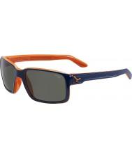 Cebe güneş gözlüğü Dostum mavi takım turuncu