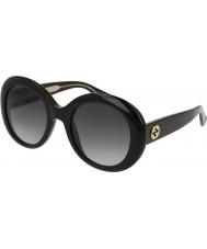 Gucci Bayanlar gg0139s 001 güneş gözlüğü