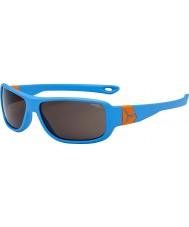 Cebe Scrat (yaş 7-10) mat mavi, turuncu güneş gözlüğü