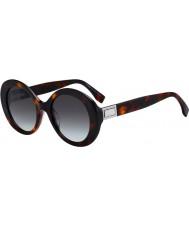 Fendi Bayanlar ff0293 s 086 ib 52 güneş gözlüğü