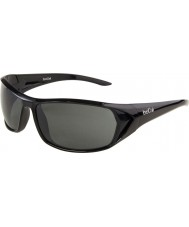 Bolle Blacktail parlak siyah tns güneş gözlüğü
