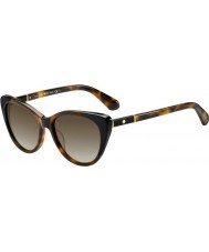 Kate Spade New York Bayanlar sherylyn-s 581 ha güneş gözlüğü