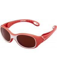 Cebe S-kimo (yaş 1-3) kırmızı 2000 melanin güneş gözlüğü