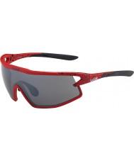 Bolle B-rock mat kırmızı ve siyah tns silah güneş gözlüğü