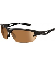 Bolle Bolt parlak siyah modülatör v3 golf güneş gözlüğü