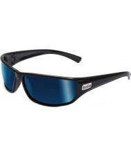 Bolle Python siyah polarize deniz mavi güneş gözlüğü