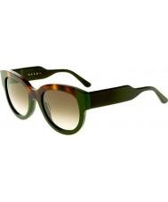 Marni Bayanlar havana ve yeşil güneş gözlüğü me600s