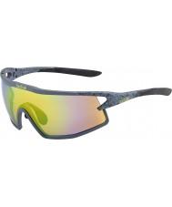 Bolle B-rock mat duman modülatörü kahverengi zümrüt güneş gözlüğü