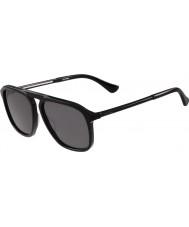 Calvin Klein Collection Erkek siyah güneş gözlüğü ck4317s