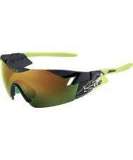 Bolle 6 anlamda mat duman yeşil kahverengi zümrüt güneş gözlüğü